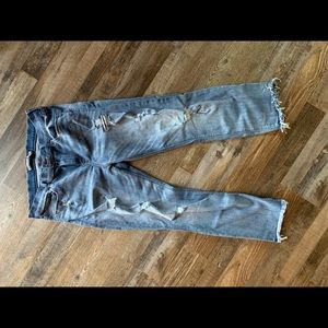 Women's express jeans 12